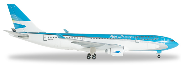 Herpa 526241 - Air Bus 330-200 Aerolineas Argentinas