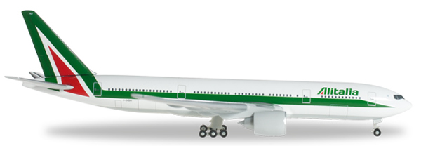 Herpa 526258 - Boeing 777-200 Alitalia