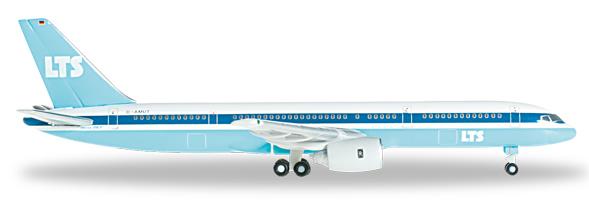 Herpa 526449 - Boeing 757-200 Extra Shop, Club Shop LTS