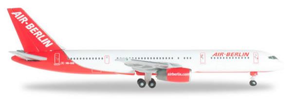 Herpa 526463 - Boeing 757-200 Extra Shop Air Berlin