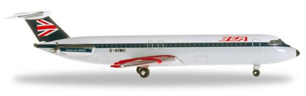 Herpa 526531 - Bac 1-11-500 BEA - British European Airways