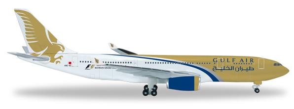 Herpa 526548 - Airbus 330-200 (49.95) Gulf Air