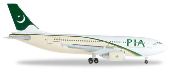 Herpa 526579 - Airbus 310-300 Pia - Pakistan International