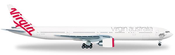 Herpa 526593 - Boeing 777-300er Virgin Australia