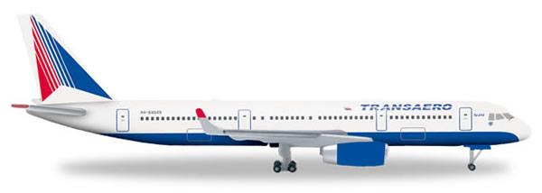 Herpa 526678 - Tupolev 214 Transaero