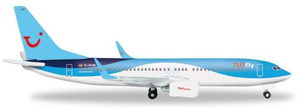 Herpa 526692 - Boeing 737-800 -002 Tui Fly