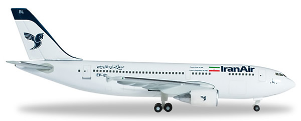 Herpa 526708 - Airbus 310-300 Iran Air