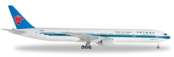 Herpa 526791 - Boeing 777-300er China Southern