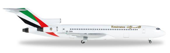 Herpa 526968 - Boeing 727-200 Emirates