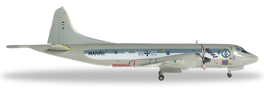 Herpa 527125 - Lockheed P-3 Orion German Navy