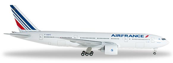 Herpa 527248 - Boeing 777-200 Air France