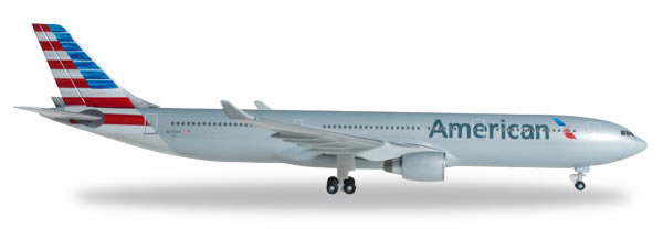 Herpa 527392 - Airbus 330-300 American Airlines