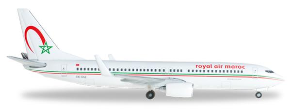 Herpa 527453 - Boeing 737-800 Royal Air Maroc