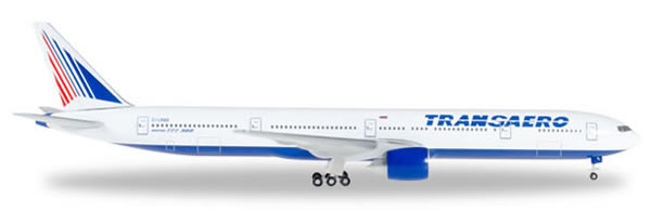 Herpa 527507 - Boeing 777-300 Transaero Airlines