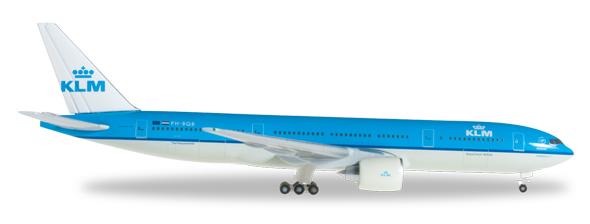 Herpa 527545 - Boeing 777-200er KLM - 95 Years
