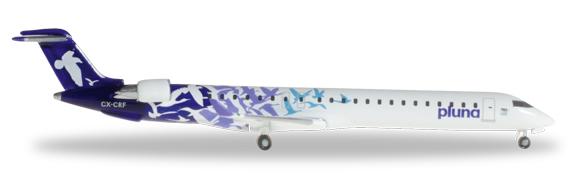 Herpa 527620 - Bombardier CRJ-900 Pluna - Uruguay