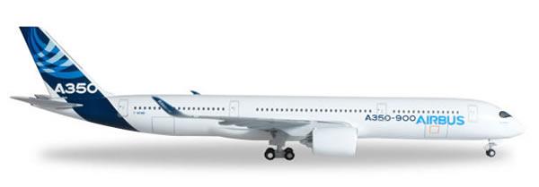 Herpa 527682 - Airbus 350XWB Airbus - Prototype 001