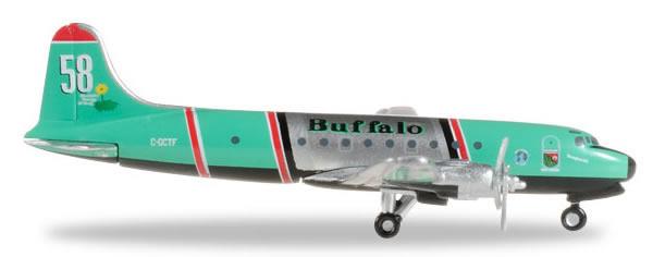 Herpa 527736 - Douglas DC-4 Buffalo Airways