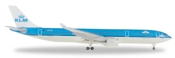 Herpa 527903 - Airbus 330-300 KLM - 95 Years