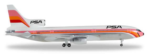 Herpa 528092 - Lockheed 1011-1 PSA - Pacific Southwest