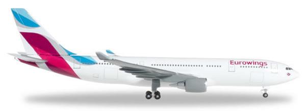 Herpa 528153 - Airbus 330-200 Eurowings