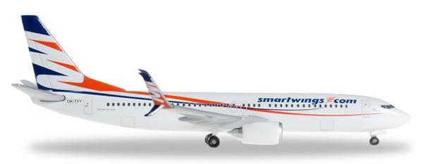 Herpa 528337 - Boeing 737-800 Smartwings