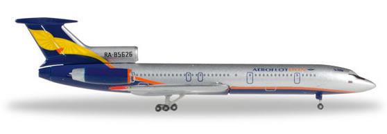 Herpa 528696 - Tupolev 154M Aeroflot Don