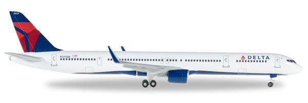 Herpa 528863 - Boeing 757-300 Delta