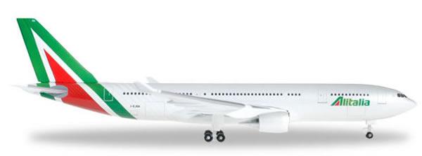 Herpa 528924 - Airbus 330-200 Alitalia