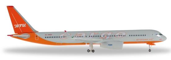 Herpa 528931 - Tupolev 204C Aviastar
