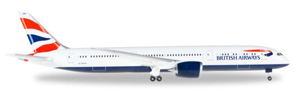 Herpa 528948 - Boeing 787-9 British Airways