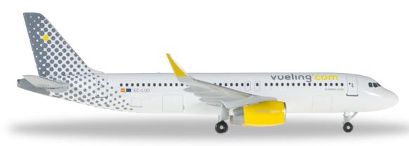 Herpa 528993 - Airbus 320 Vueling, Reg. Es-Mes
