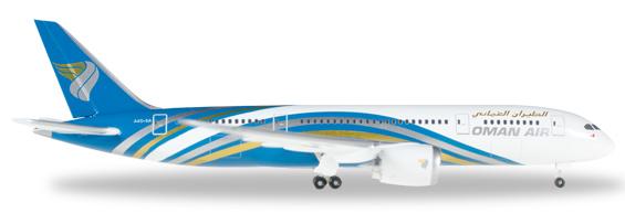 Herpa 529044 - Boeing 787-9 Oman Air