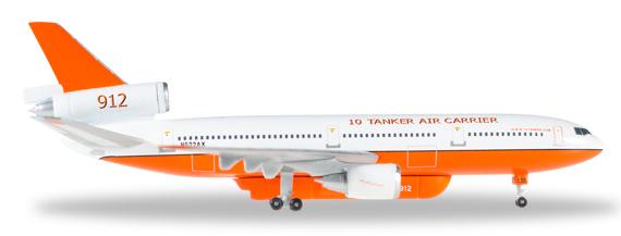 Herpa 529082 - DC-10-30 529082-001 10 Tanker Air Carrier