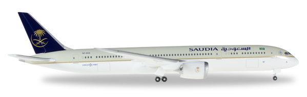 Herpa 529174 - Boeing 787-9 Saudia