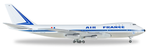 Herpa 529211 - Boeing 747-100 Air France - First 747