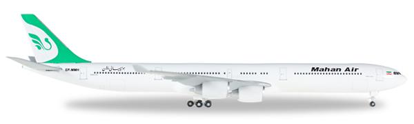 Herpa 529228 - Airbus 340-600 Mahan Air