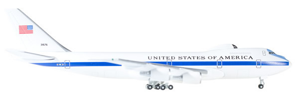 Herpa 529266 - Boeing E-4b U.S. Air Force