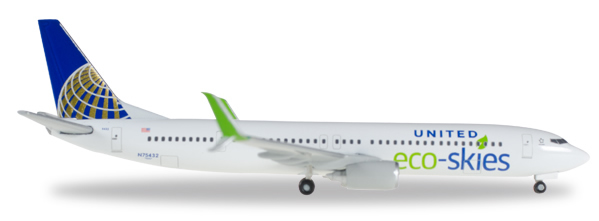 Herpa 529273 - Boeing 737-900 ER United