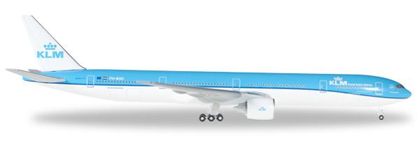 Herpa 529297 - Boeing 777-300 ER KLM