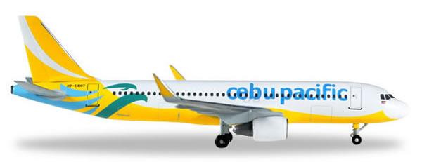 Herpa 529327 - Airbus 320 Cebu Pacific