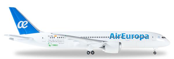 Herpa 529396 - Boeing 787-8 Dreamliner Air Europa