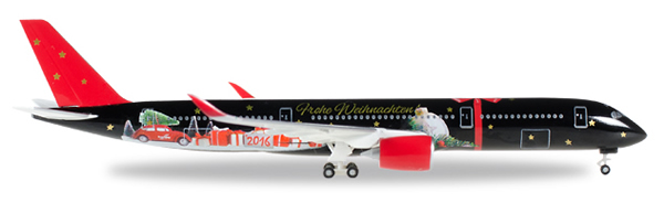 Herpa 529457 - Airbus 350-900 Christmas 2016