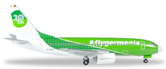 Herpa 529518 - Boeing 737-700 Germania, 30 Years