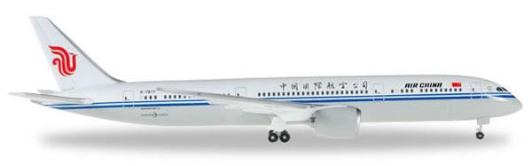 Herpa 529624 - Boeing 787-9 Dreamliner Air China