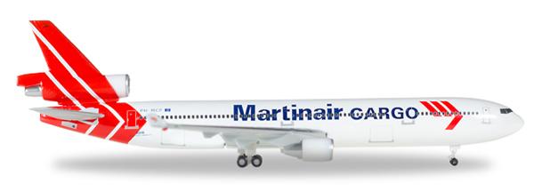 Herpa 529730 - MD-11f Martinair Cargo