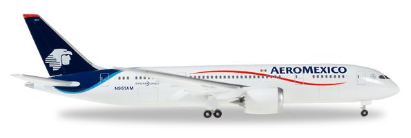 Herpa 529815 - Boeing 787-8 Aeromexico