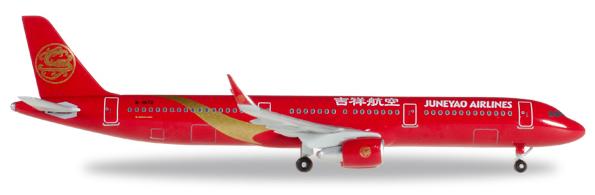 Herpa 529891 - Airbus 321 Juneyao Airlines