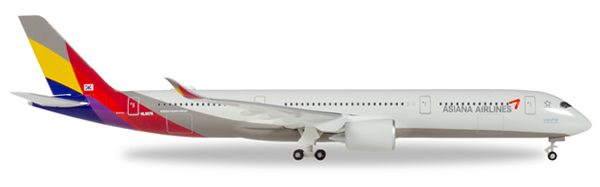 Herpa 529983 - Airbus 350-900 XWB Asiana
