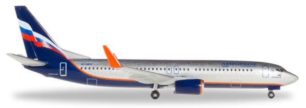 Herpa 529990 - Boeing 737-800 Aeroflot
